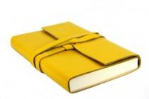 Carnet de voyage reliure cuir