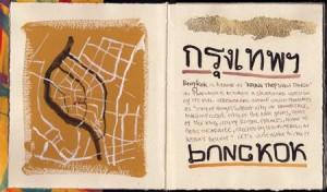 carnet voyage thailande