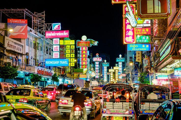 carnet voyage bangkok