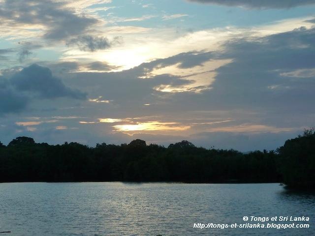 Sri Lanka lagon Tangalle