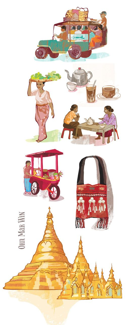 carnet voyage birmanie myanmar