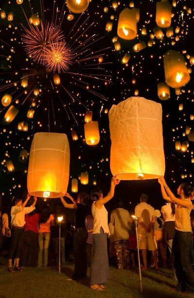 evenement fete thailande