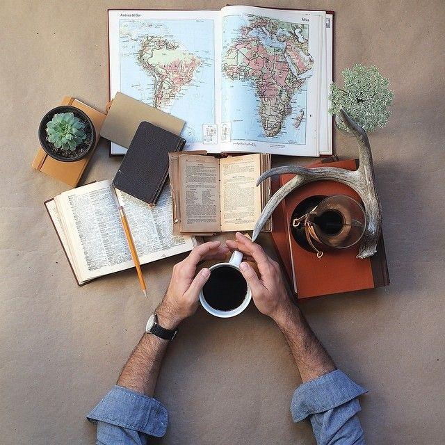 Carnet de voyage autour du monde