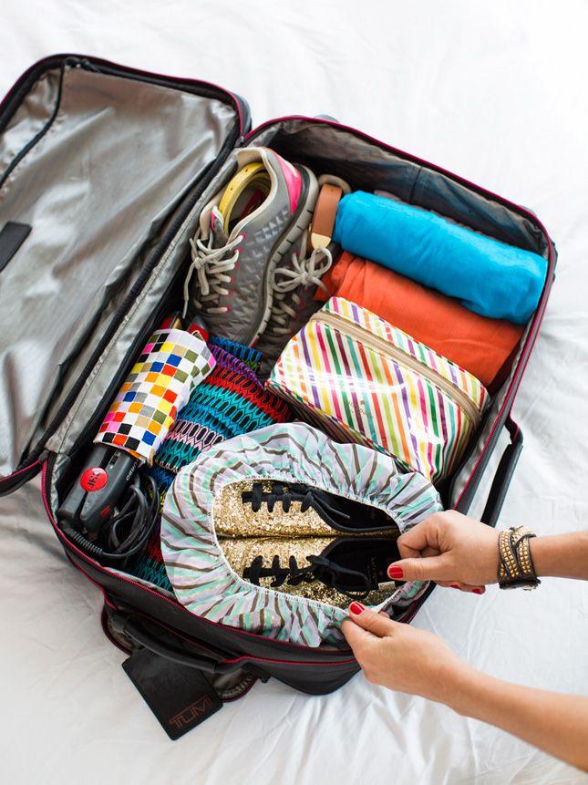 comment preparer sac voyage
