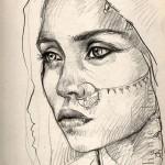 Technique de dessin pour portrait