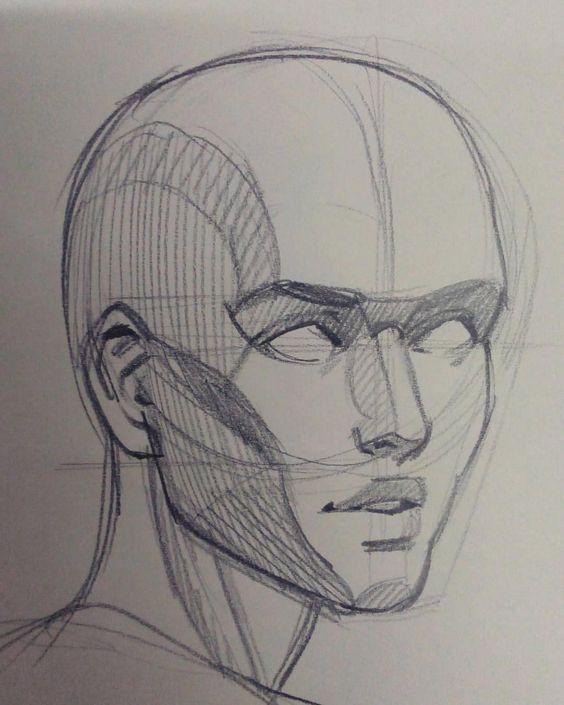 Comment Apprendre Dessiner Un Portrait Au Crayon