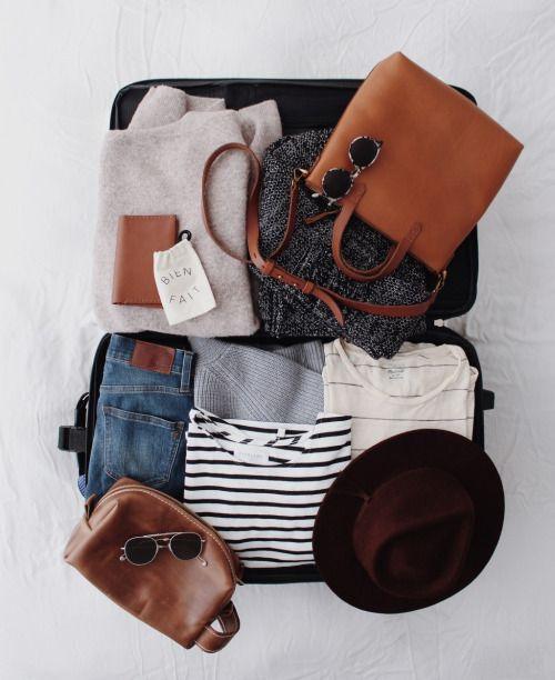 Que mettre dans sa valise pour les vacances d'été
